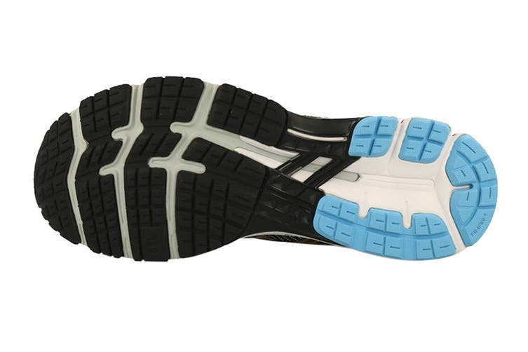 ASICS Men's Gel-Kayano 26 Running Shoe (Black/Polar Shade, Size 12 US)