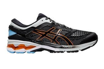 ASICS Men's Gel-Kayano 26 Running Shoe (Black/Polar Shade, Size 14 US)