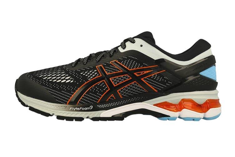 ASICS Men's Gel-Kayano 26 Running Shoe (Black/Polar Shade, Size 9 US)