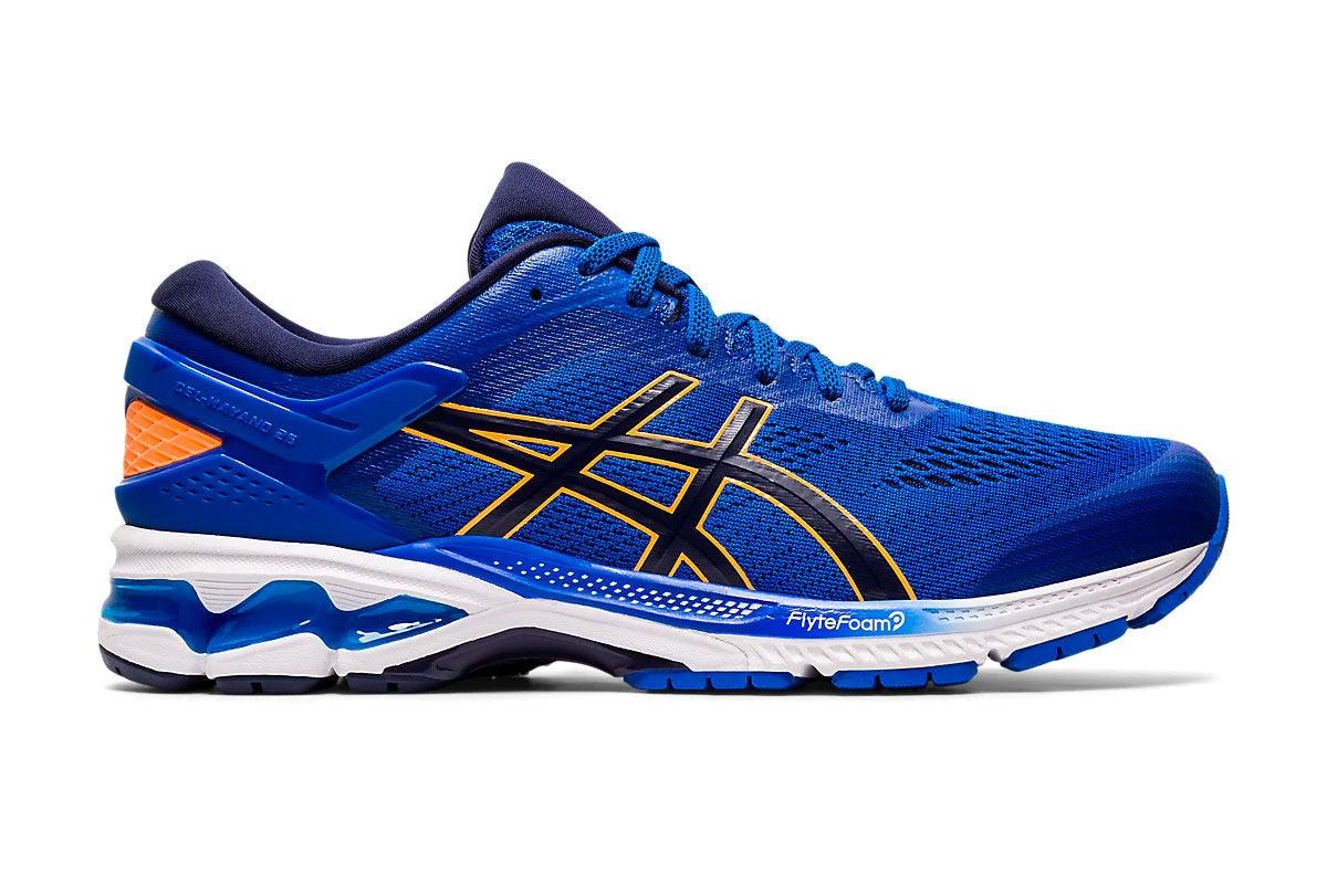 Gel-Kayano 26 Running Shoe (Tuna Blue