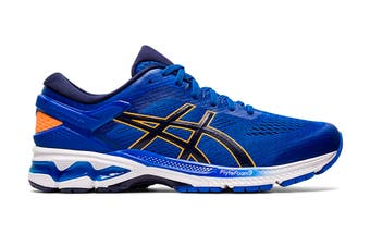 ASICS Men's Gel-Kayano 26 Running Shoe (Tuna Blue/White, Size 12.5 US)