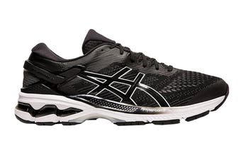 ASICS Men's Gel-Kayano 26 Running Shoe (Black/White, Size 12.5 US)