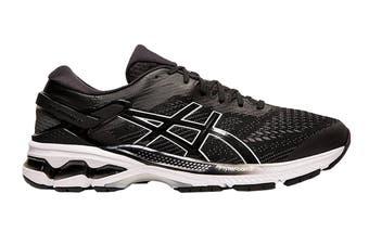 ASICS Men's Gel-Kayano 26 Running Shoe (Black/White)