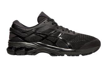 ASICS Men's Gel-Kayano 26 Running Shoe (Black/Black)