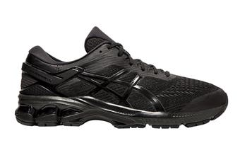 ASICS Men's Gel-Kayano 26 Running Shoe (Black/Black, Size 8 US)