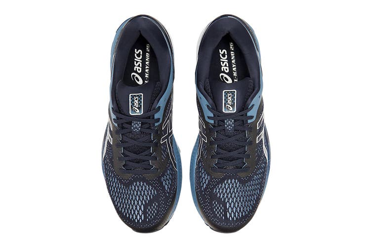 ASICS Men's Gel-Kayano 26 Running Shoe (Midnight/Grey Floss, Size 10 US)