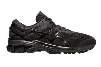 ASICS Men's Gel-Kayano 26 (2E Wide) Running Shoe (Black/Black, Size 8 US)