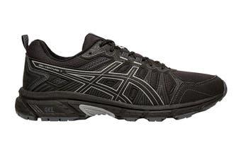 ASICS Men's Gel-Venture 7 Running Shoe (Black/Sheet Rock)