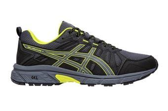ASICS Men's Gel-Venture 7 Running Shoe (Metropolis/Safety Yellow)