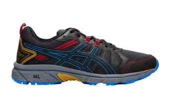 ASICS Men's Gel-Venture 7 Running Shoe (Graphite Grey/Directoire Blue, Size 8.5 US)