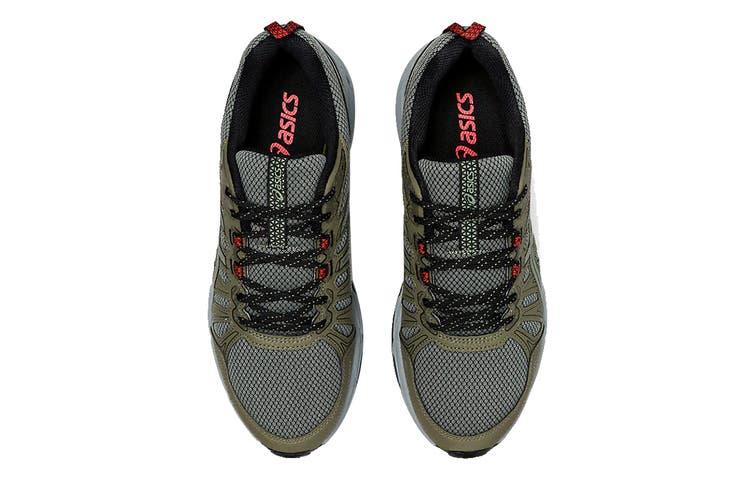 ASICS Men's Gel-Venture 7 Running Shoe (Mantle Green/Lichen Green, Size 10.5 US)
