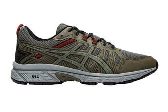 ASICS Men's Gel-Venture 7 Running Shoe (Mantle Green/Lichen Green, Size 11 US)