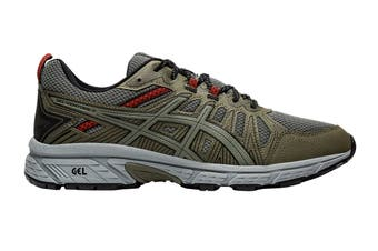 ASICS Men's Gel-Venture 7 Running Shoe (Mantle Green/Lichen Green, Size 12 US)