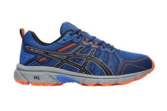 ASICS Men's Gel-Venture 7 Running Shoe (Electric Blue/Sheet Rock)
