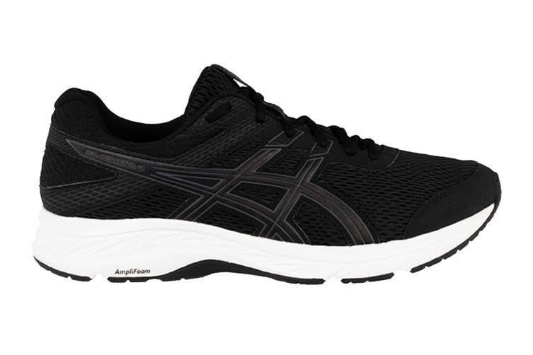 ASICS Men's Gel-Contend 6 Running Shoe (Black/Carrier Grey, Size 11.5 US)
