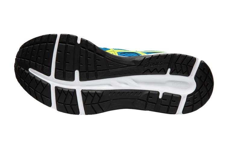 ASICS Men's Gel-Contend 6 Running Shoe (Directoire Blue/Neon Lime, Size 7.5 US)