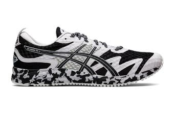 ASICS Men's Gel-Noosa Tri 12 Running Shoe (Black/White, Size 10.5 US)