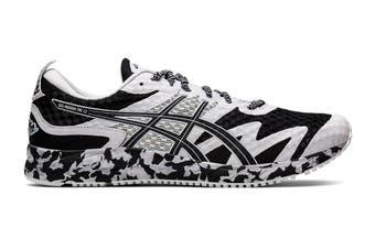 ASICS Men's Gel-Noosa Tri 12 Running Shoe (Black/White, Size 9 US)
