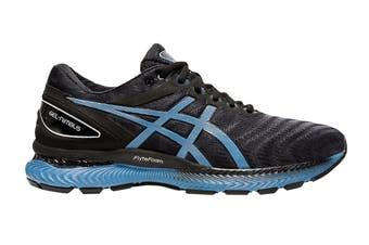 Asics Men's Gel-Nimbus 22 Running Shoe (Black/Grey Floss, Size 11.5 US)