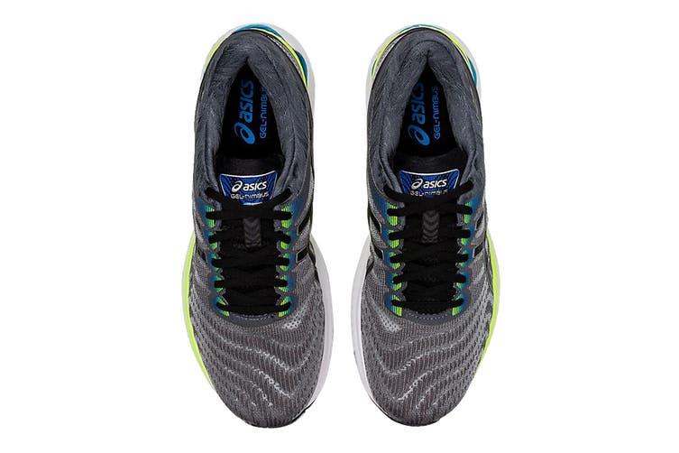 ASICS Men's Gel-Nimbus 22 Running Shoe (Piedmont Grey/Black, Size 9.5 US)