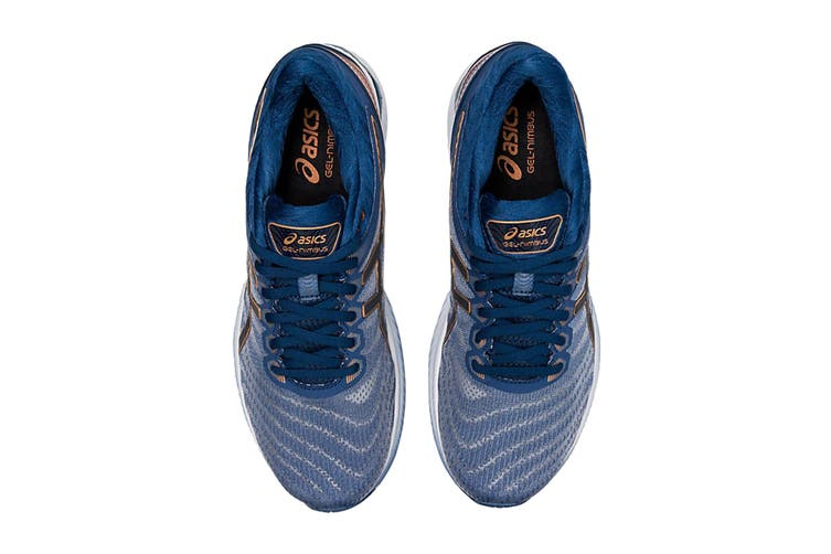 ASICS Men's Gel-Nimbus 22 Running Shoe (Sheet Rock/Graphite Grey, Size 10 US)