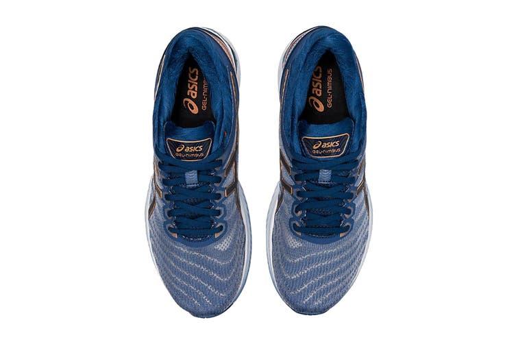 ASICS Men's Gel-Nimbus 22 Running Shoe (Sheet Rock/Graphite Grey, Size 7.5 US)