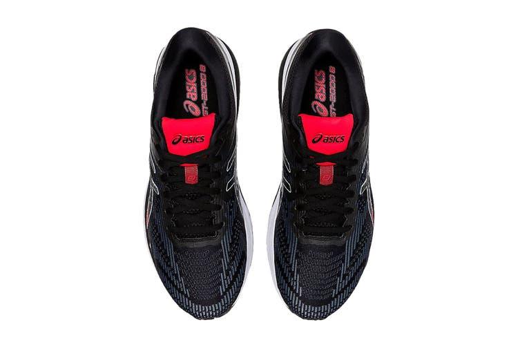 ASICS Men's GT-2000 8 Running Shoe (Black/Sheet Rock, Size 7.5 US)