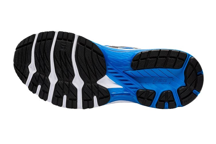 ASICS Men's GT-2000 8 Running Shoe (Electric Blue/Black, Size 8.5 US)