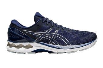 ASICS Men's Gel-Kayano 27 Running Shoe (Peacoat/Piedmont Grey, Size 8 US)