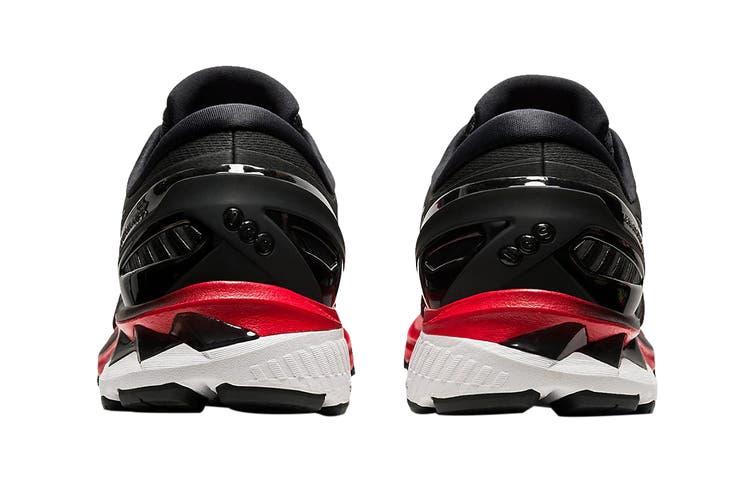 ASICS Men's Gel-Kayano 27 Running Shoe (Classic Red/Black, Size 14 US)