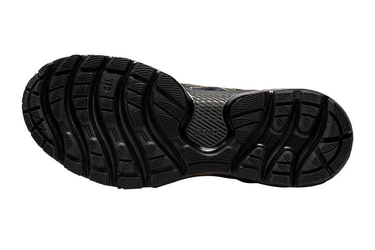 ASICS Men's Gel-Nimbus 22 Platinum Running Shoe (Black/Pure Gold, Size 9 US)