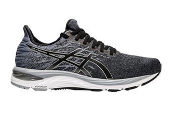 ASICS Men's Gel-Cumulus 21 Knit Running Shoe (Black/Pure Silver, Size 11.5 US)
