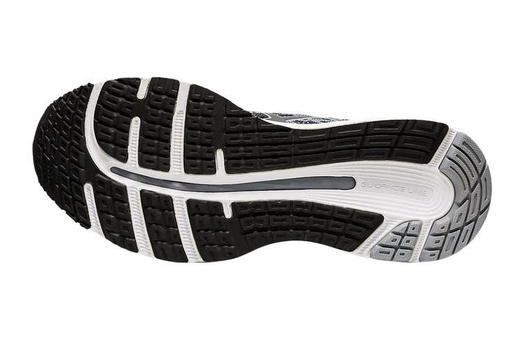 ASICS Men's Gel-Cumulus 21 Knit Running Shoe (Black/Pure Silver, Size 11 US)