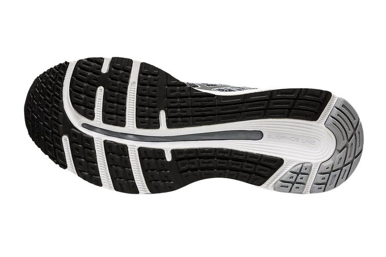ASICS Men's Gel-Cumulus 21 Knit Running Shoe (Black/Pure Silver, Size 14 US)