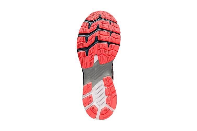 ASICS Men's Gel-Kayano 27 (4E Extra Wide) Running Shoe (Sheet Rock/Magnetic Blue, Size 8 US)