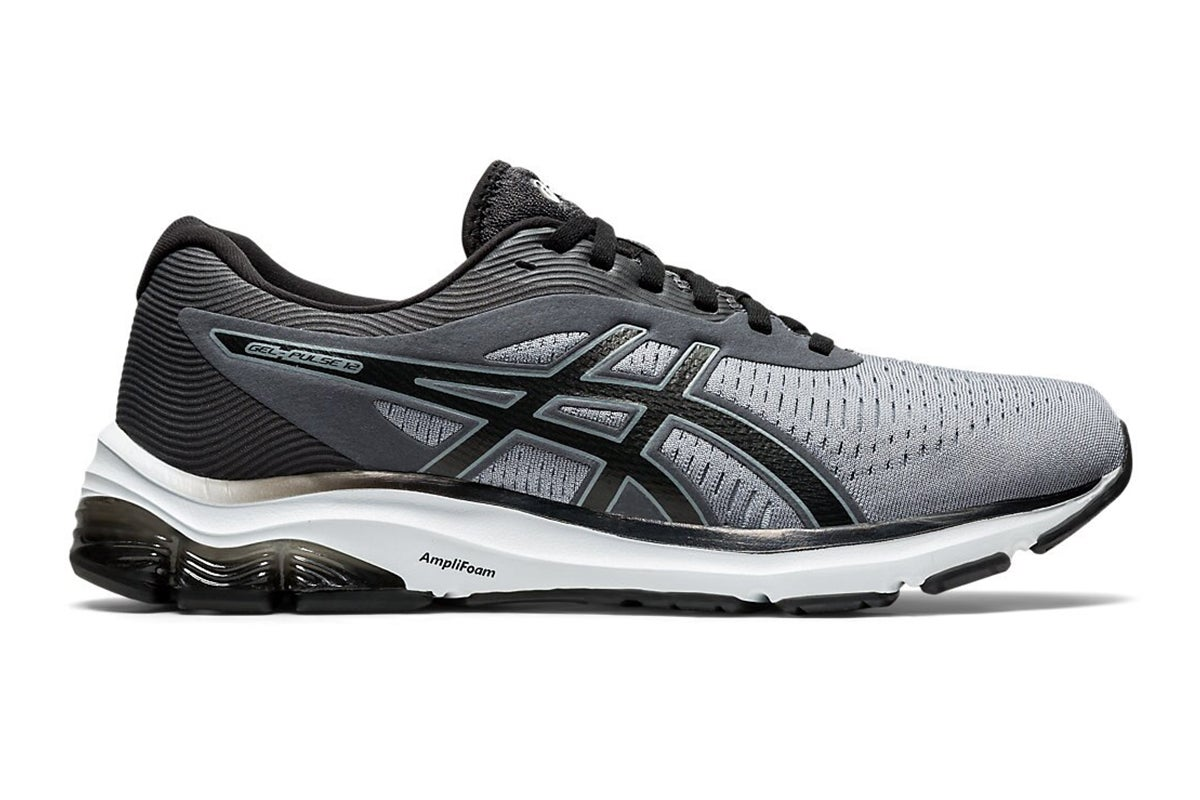 ASICS Men's Gel-Pulse 12 Running Shoe (Sheet Rock/Graphite Grey, Size 11.5 US)