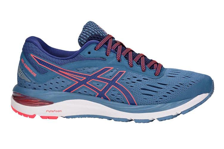 ASICS Women's Gel-Cumulus 20 Running Shoe (Azure/Blue Print, Size 6.5)