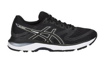 ASICS Women's GEL-Pulse 10 Running Shoe (Black/Silver)