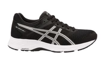 ASICS Women's GEL-Contend 5 Running Shoe (Black/Silver)