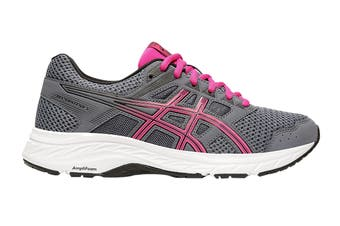 ASICS Women's Gel-Contend 5 Running Shoe (Metropolis/Fuchsia Purple, Size 8 US)