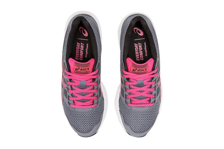 ASICS Women's Gel-Contend 5 Running Shoe (Metropolis/Fuchsia Purple, Size 8 US)