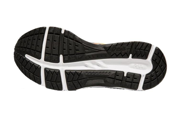 ASICS Women's Gel-Contend 5 Running Shoe (Piedmont Grey/Laser Pink, Size 8.5 US)