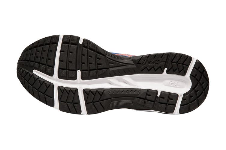 ASICS Women's Gel-Contend 5 Running Shoe (Lake Drive/Sun Coral, Size 8 US)