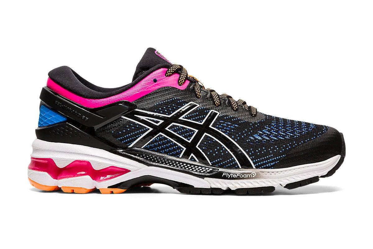 Gel-Kayano 26 Running Shoe (Black