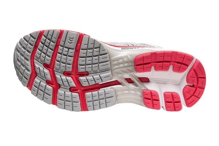 ASICS Women's Gel-Kayano 26 Running Shoe (Piedmont Grey/Silver, Size 9 US)