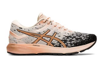 ASICS Women's Dynaflyte 4 Running Shoe (Cozy Pink/Rose Gold)