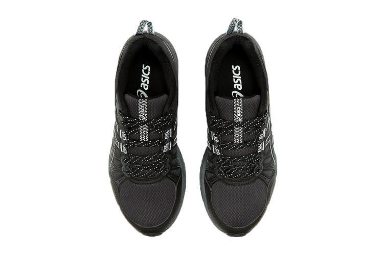 ASICS Women's Gel-Venture 7 Running Shoe (Black/Piedmont Grey, Size 6.5 US)
