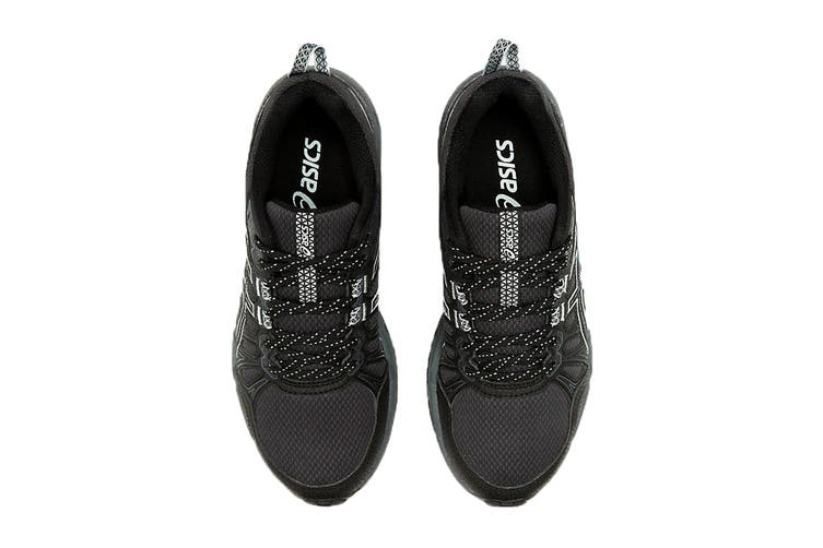 ASICS Women's Gel-Venture 7 Running Shoe (Black/Piedmont Grey, Size 7.5 US)