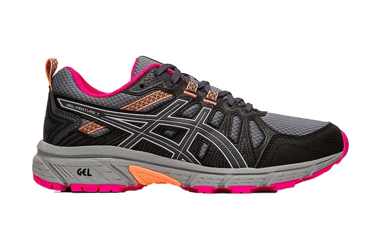 ASICS Women's Gel-Venture 7 Running Shoe (Carrier Grey/Silver, Size 9 US)