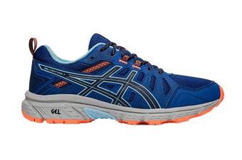 ASICS Women's Gel-Venture 7 Running Shoe (Blue Expanse/Heritage Blue, Size 6.5 US)